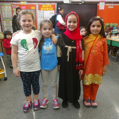 Multicultural Day 1