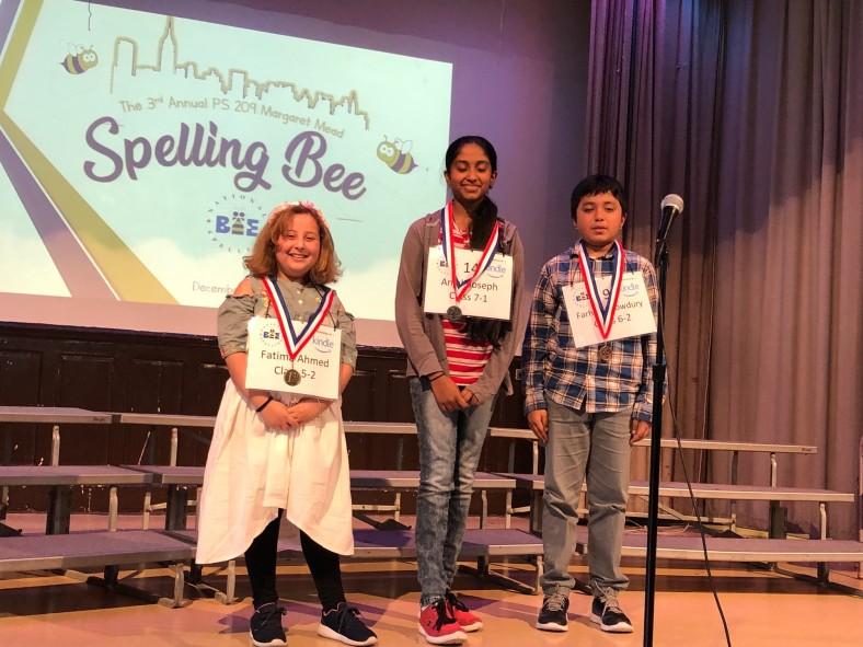 P.S. 209 Spelling Bee finalists.jpg